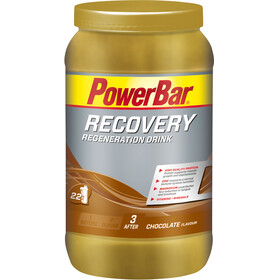 PowerBar Recovery Drink - Nutrition sport - chocolat 1210 g